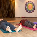 Yoga Students at Uckfield Yoga Studio