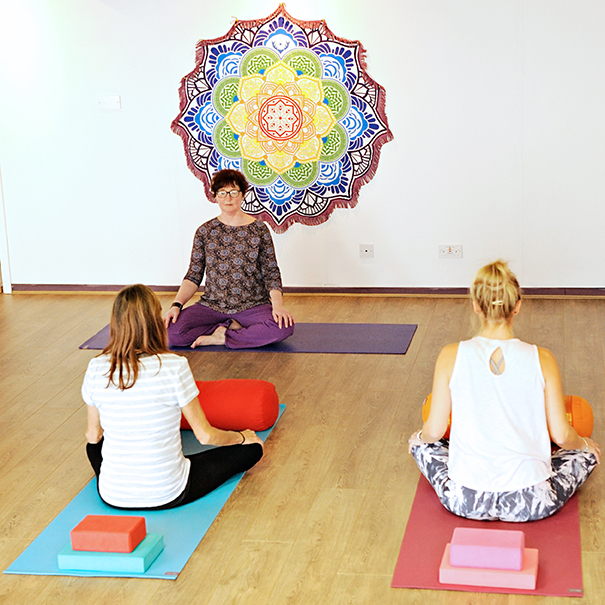 Gental Yoga at Uckfield Yoga Studio